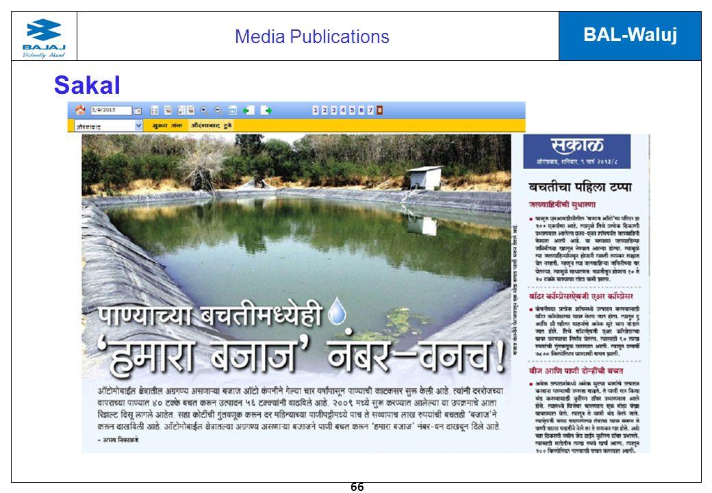 66 BAL-Waluj Media Publications Sakal
