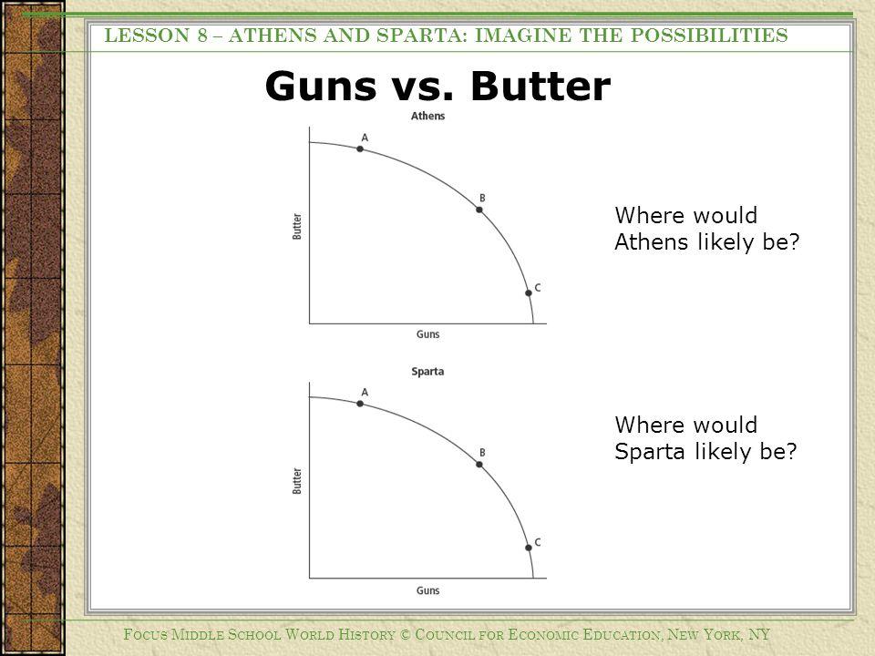 Guns vs.