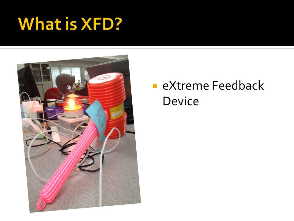 eXtreme Feedback Device