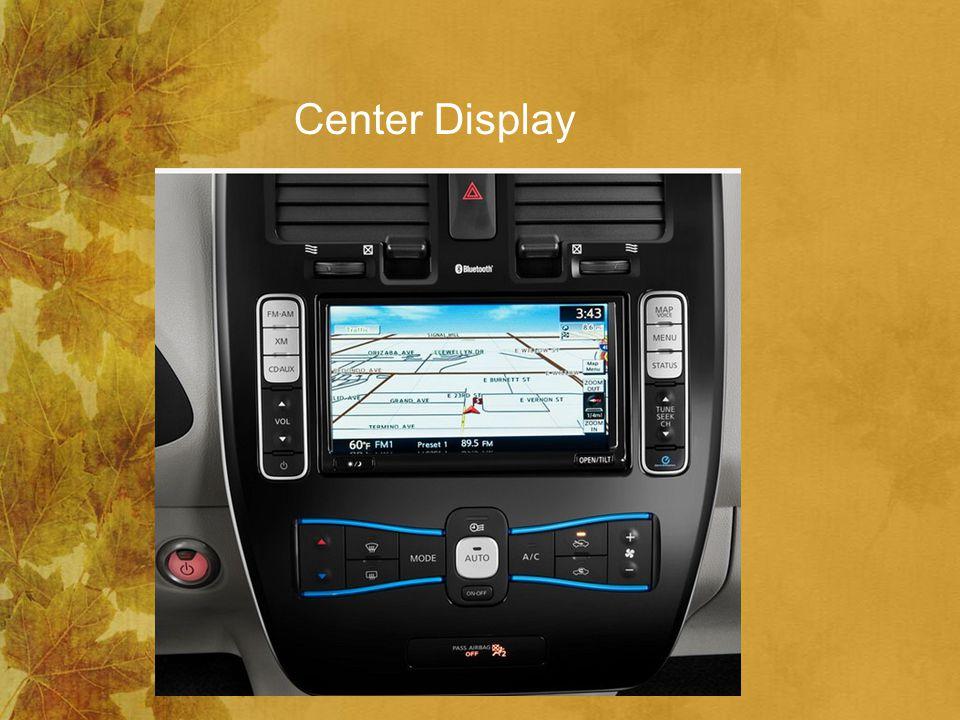 Center Display