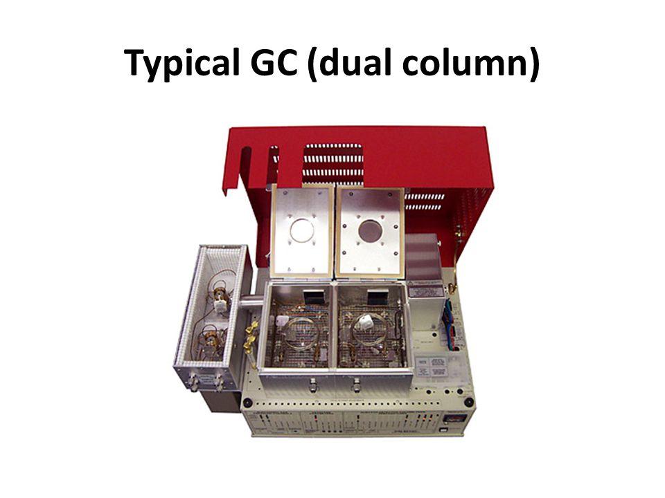 Typical GC (dual column)