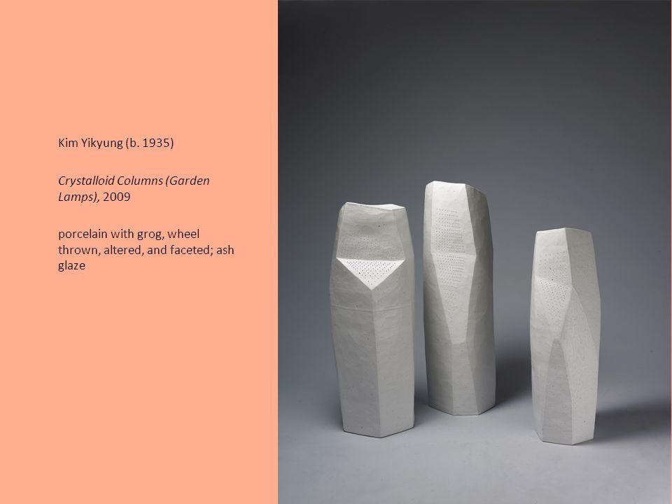 Lee In Chin (b. 1957) Installation at Ceramic Biennale, Incheon World Ceramic Center, 2007