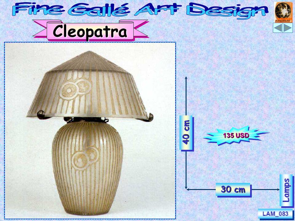 LAM_083LAM_083 40 cm 30 cm CleopatraLampsLamps 135 USD