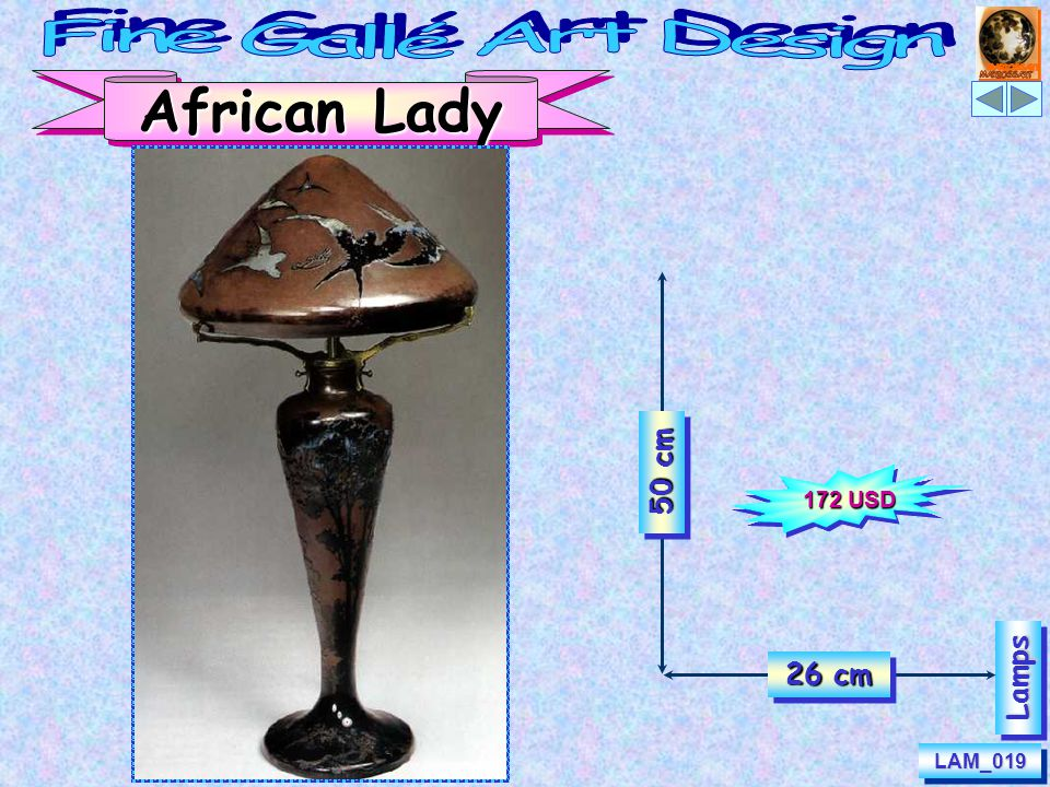 LAM_060LAM_060 The Discrete Light of Truth 47 cm 14 cm LampsLamps 174 USD