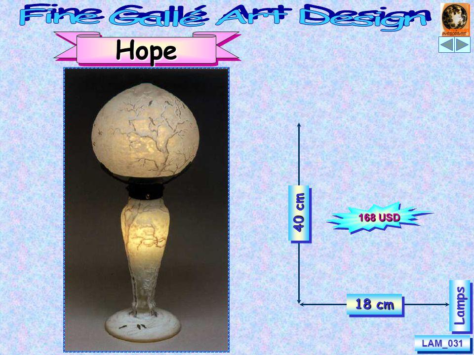 LAM_031LAM_031 40 cm 18 cm HopeLampsLamps 168 USD