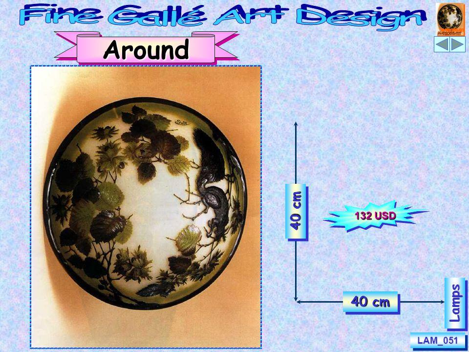 LAM_052LAM_052 LampsLamps Romantic Autumn 40 cm 24 cm 140 USD