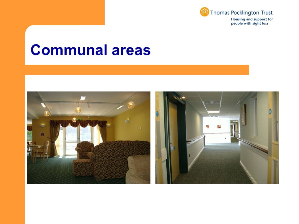 Communal areas