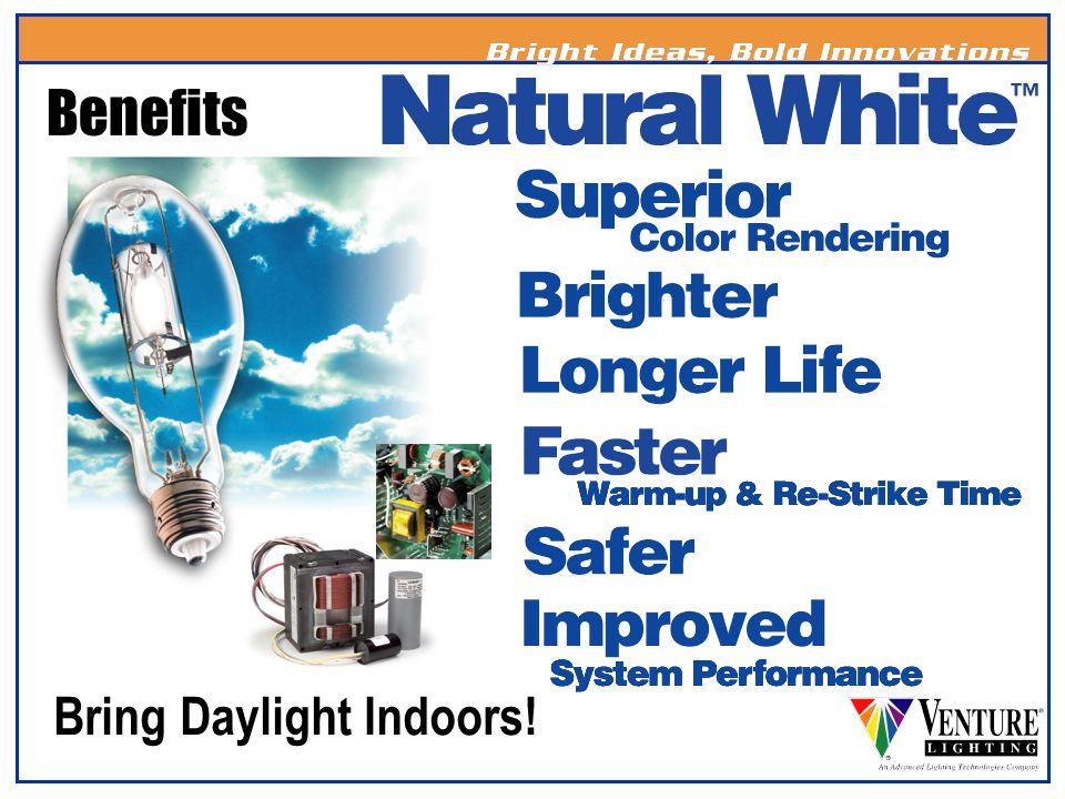 Bring Daylight Indoors! Benefits