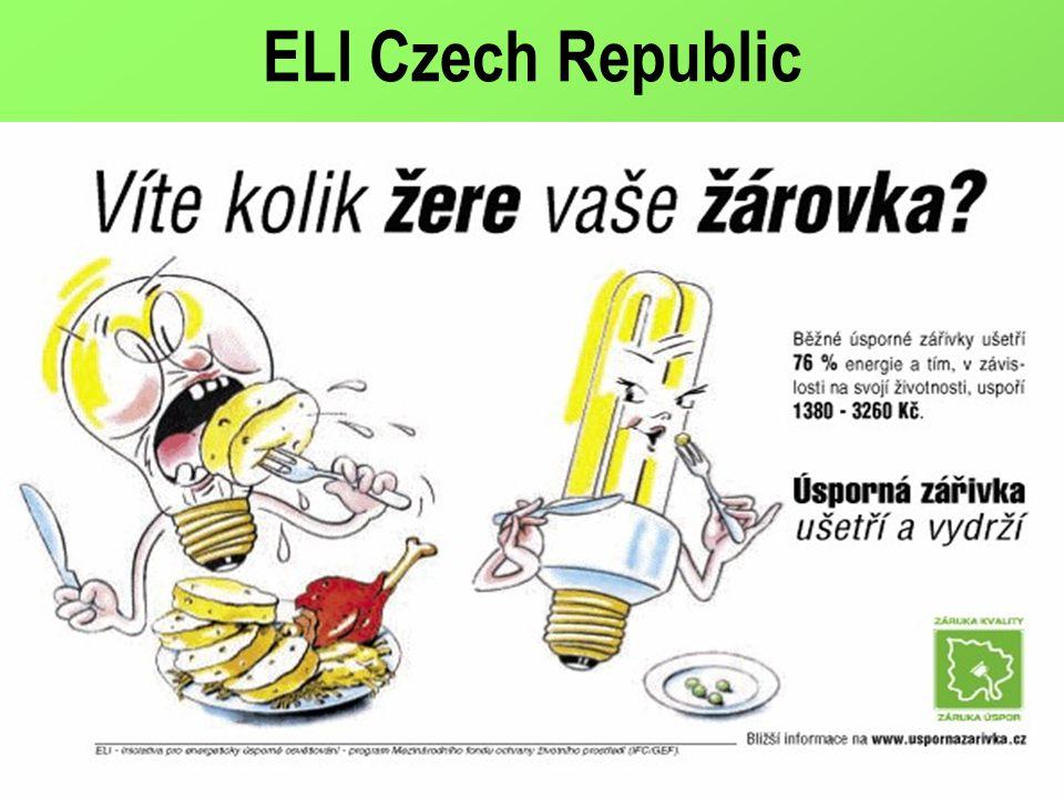 ELI Czech Republic