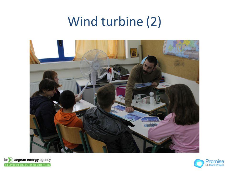 Wind turbine (2)