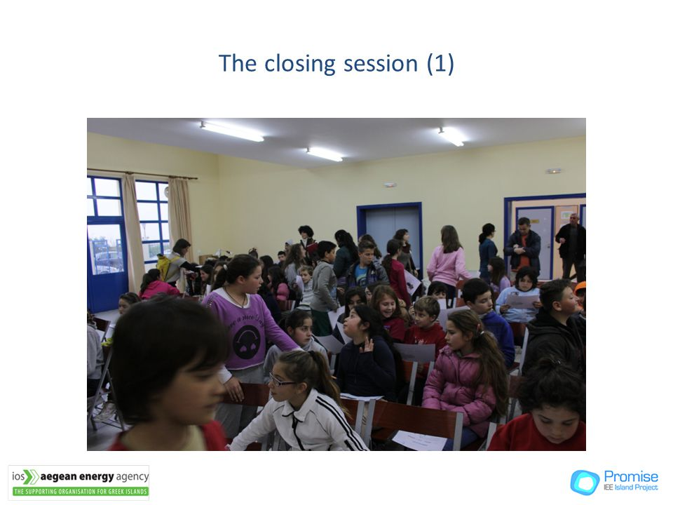The closing session (1)