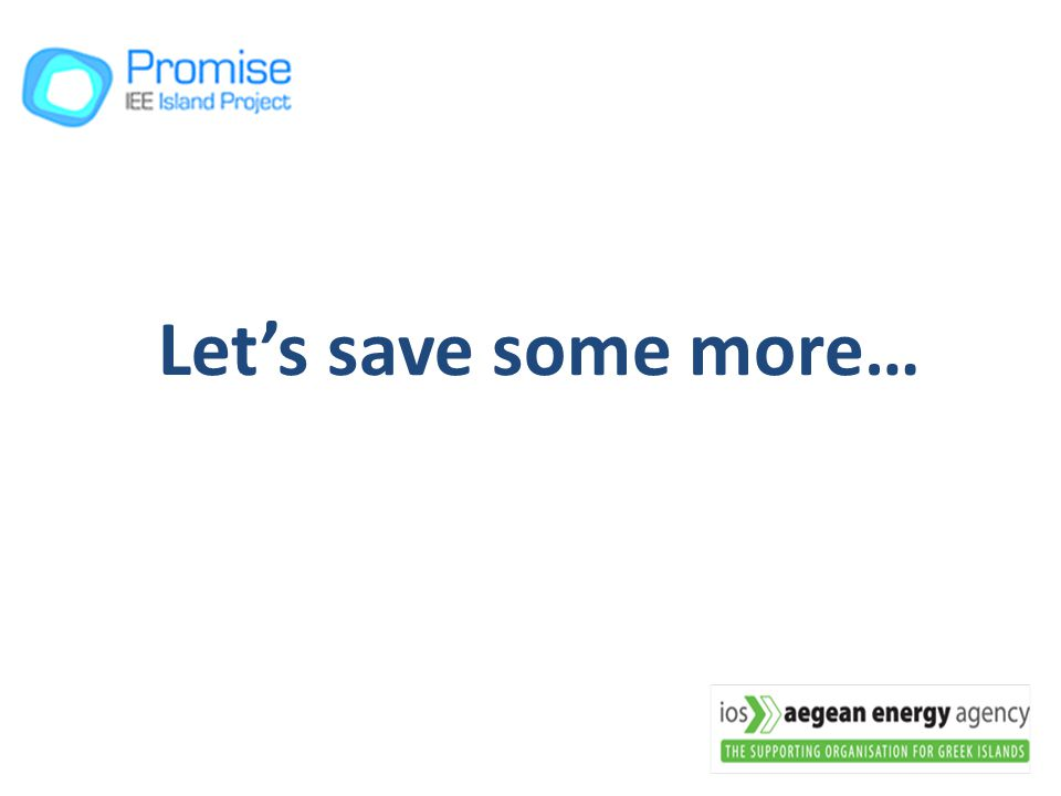 Lets save some more…