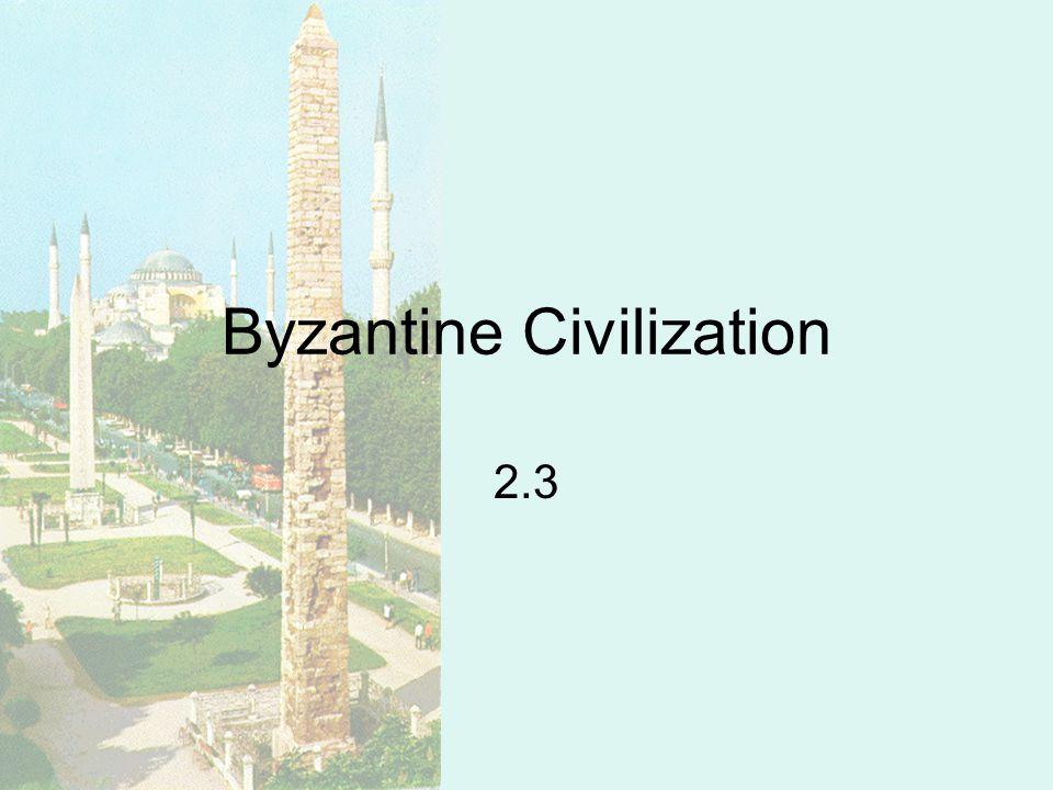 Byzantine Civilization 2.3