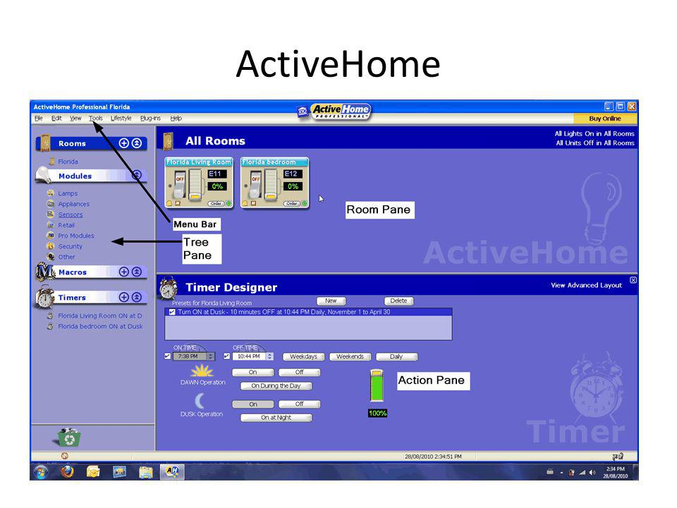 ActiveHome