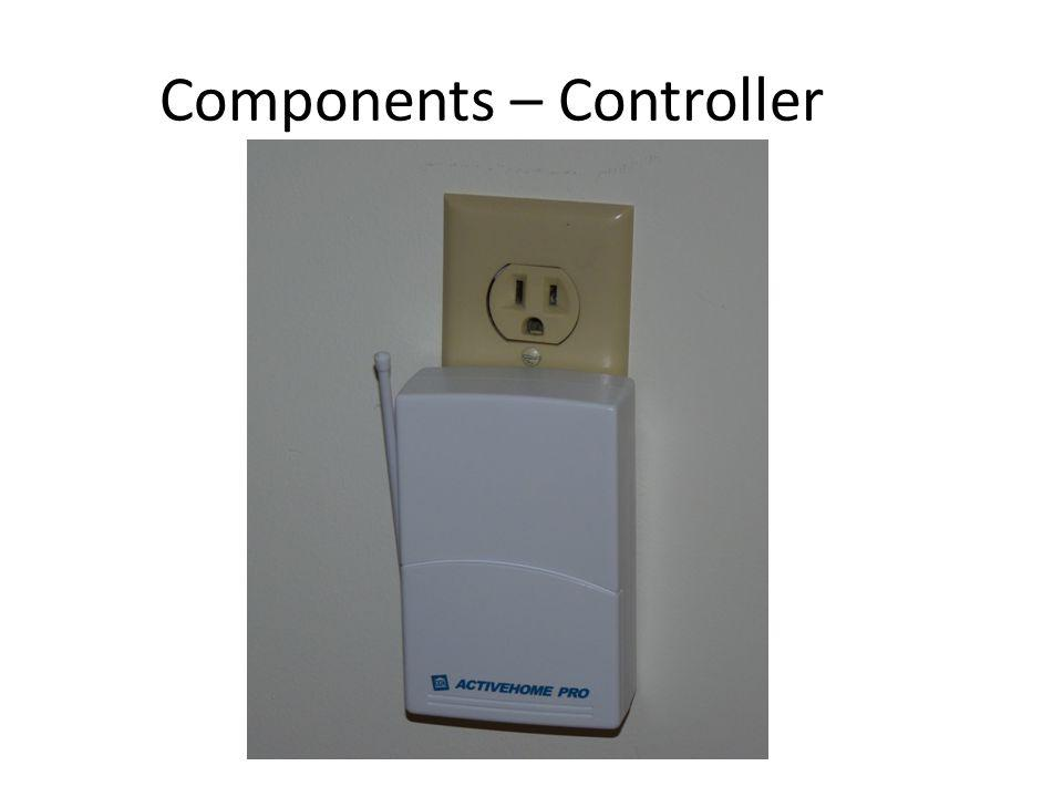 Components – Controller