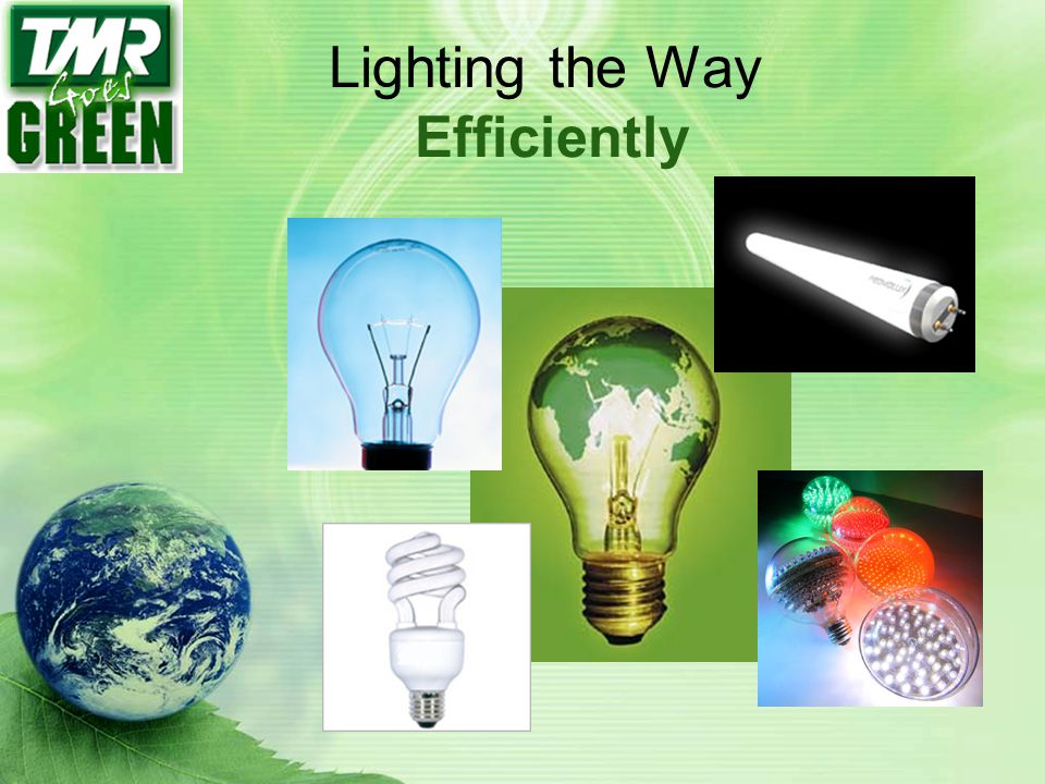 Buzzwords Energy Efficiency I s a measure of the amount of energy which any technology can convert to useful work.