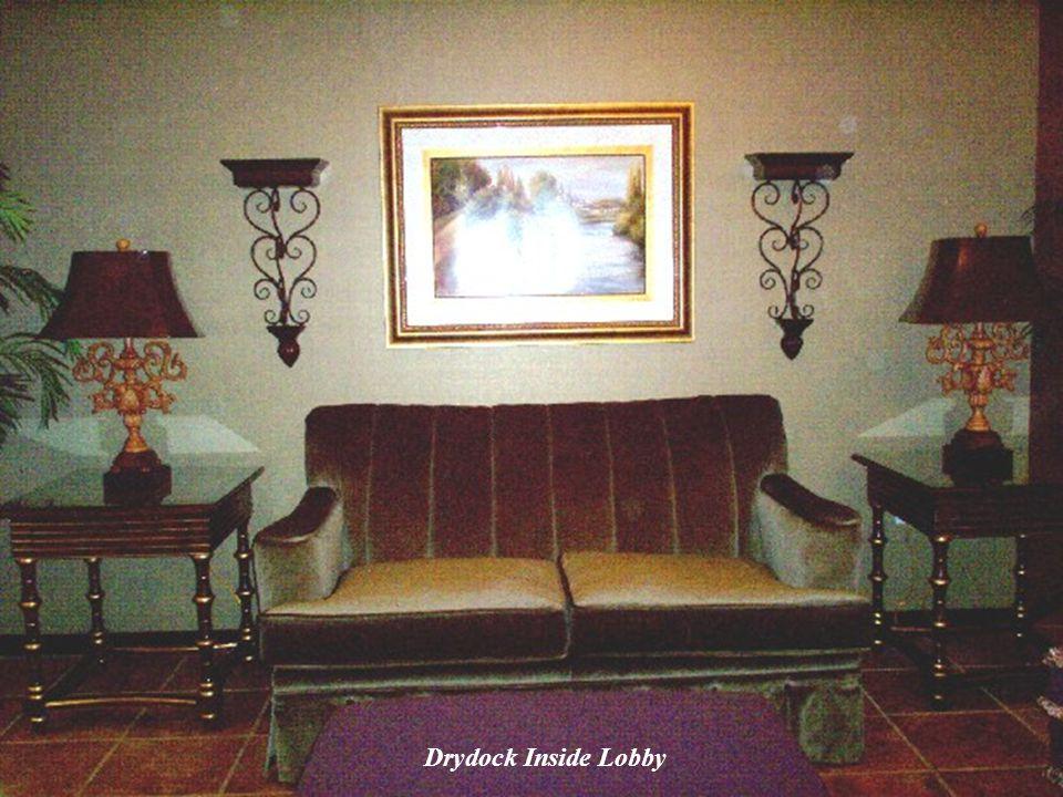 Drydock Inside Lobby