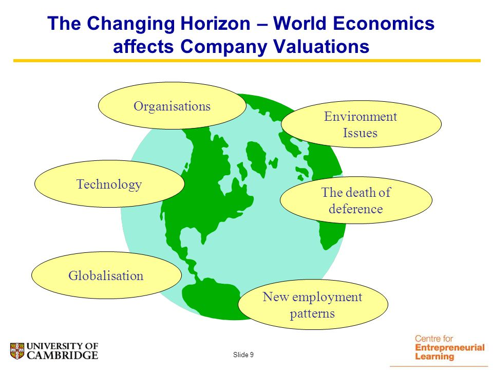 Slide 8 A Search for Fair Value – see any Science here.