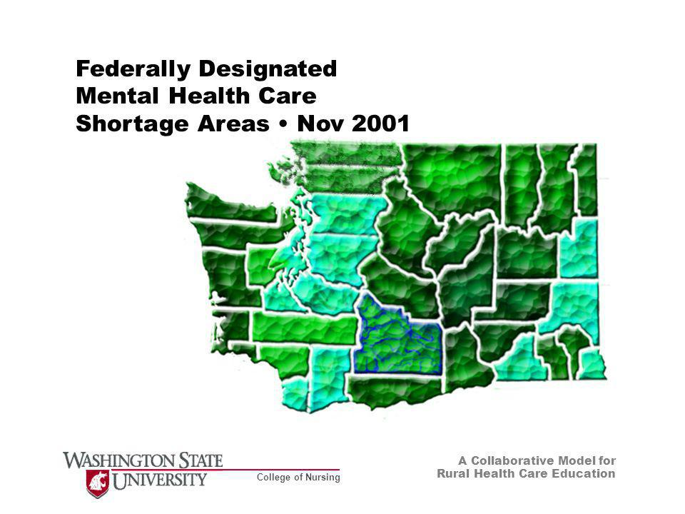 College of Nursing A Collaborative Model for Rural Health Care Education Summary MIRA Model benefits rural students place bound by jobs, geographical barriers and family obligations MIRA Model for collaborative use of technologies can address and solve the rural health care needs of presently medically underserved areas