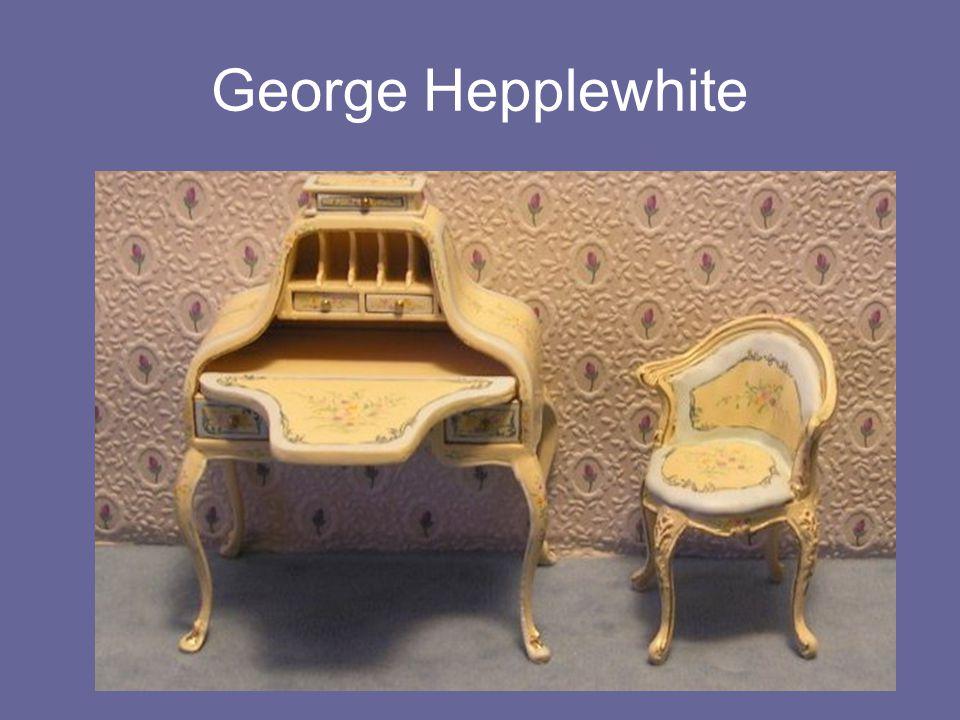 George Hepplewhite