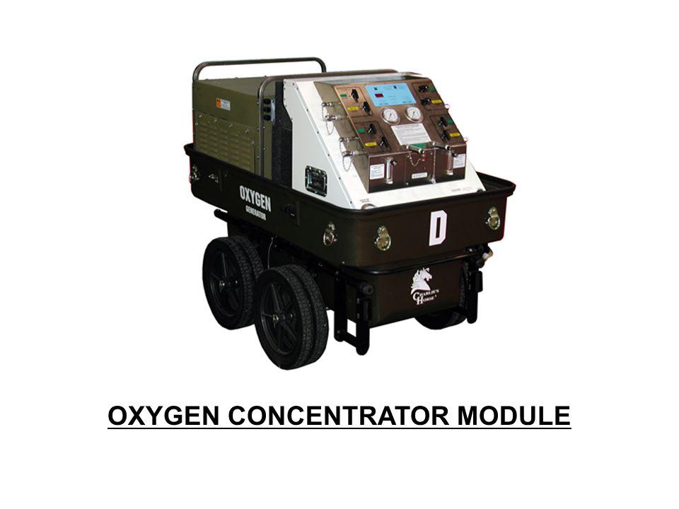 OXYGEN CONCENTRATOR MODULE