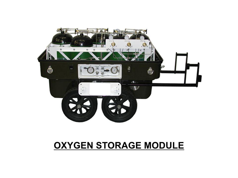 OXYGEN STORAGE MODULE