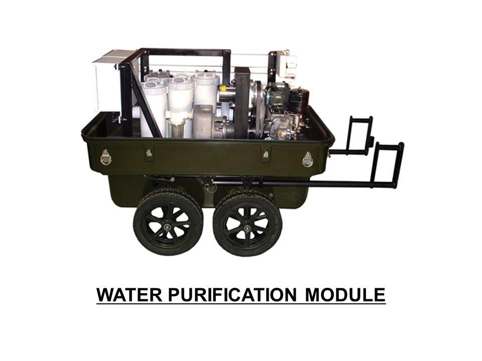 WATER PURIFICATION MODULE