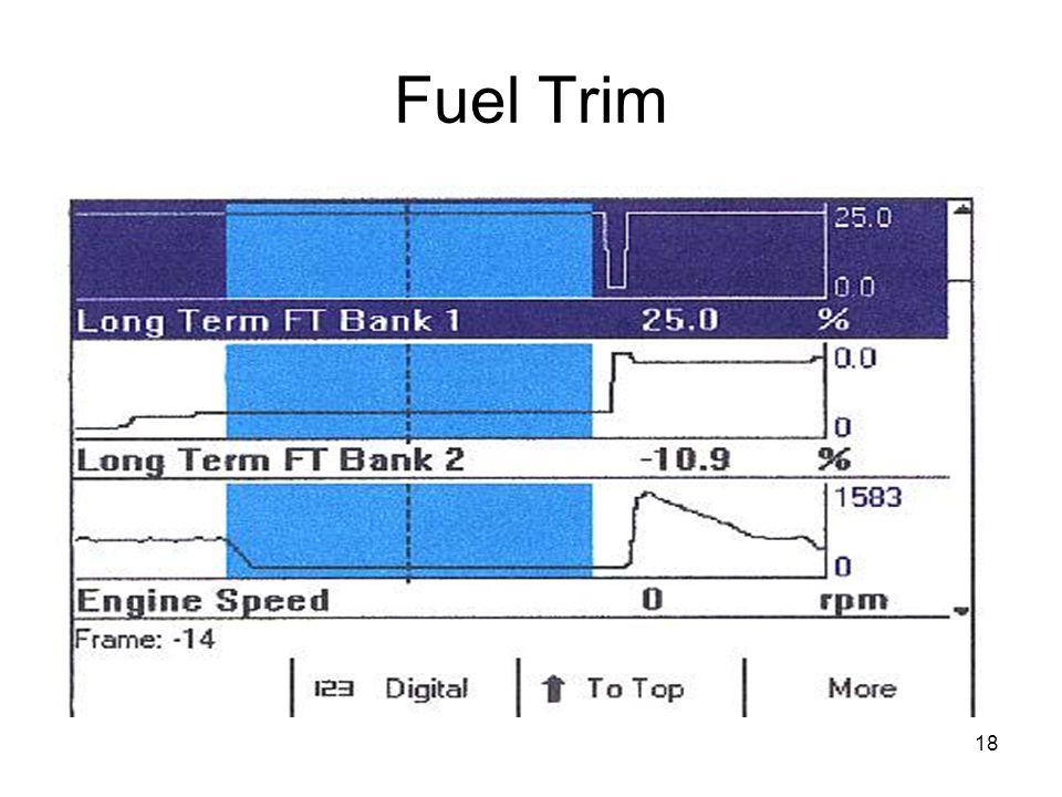 18 Fuel Trim