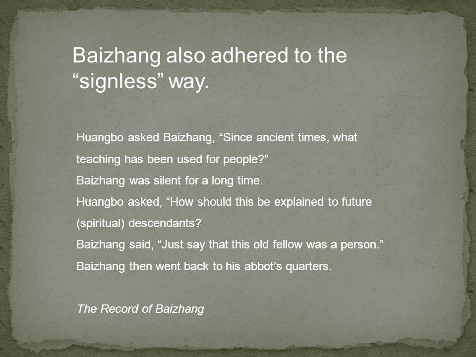 Baizhang Monastery