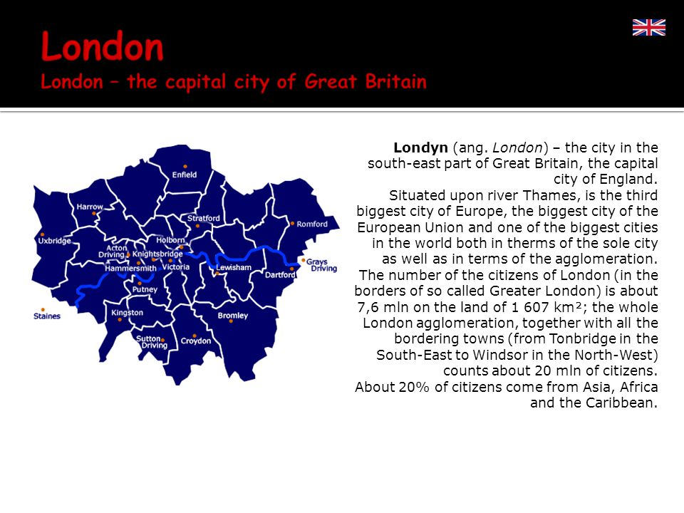 Londyn (ang.