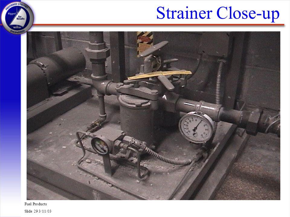 Fuel Products Slide 30 3/11/03 Pump Set Leak Detector