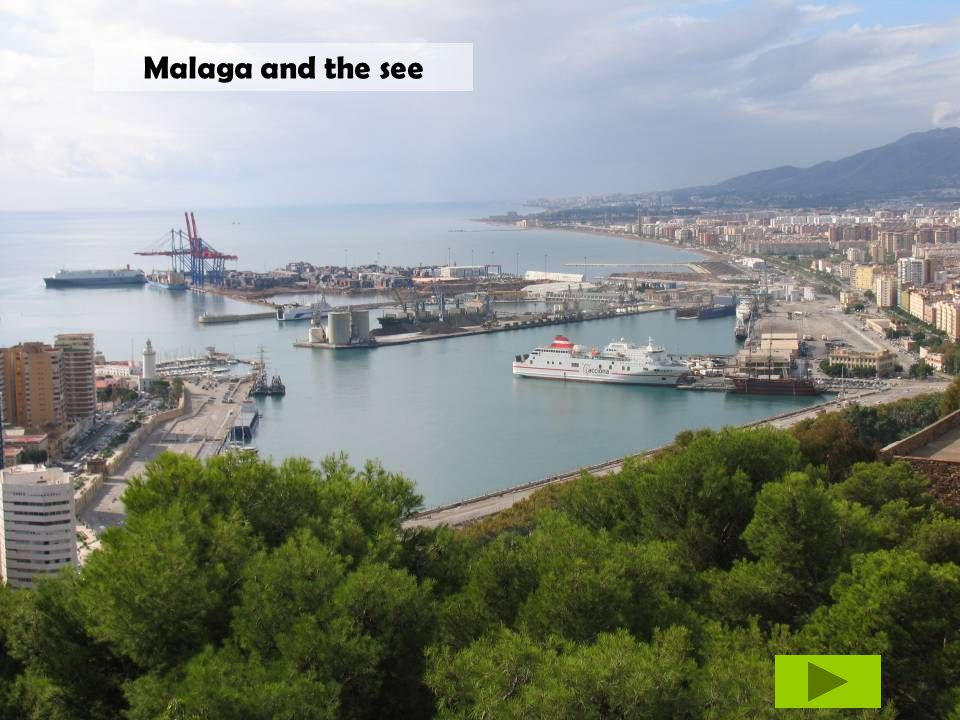 Malaga and the see