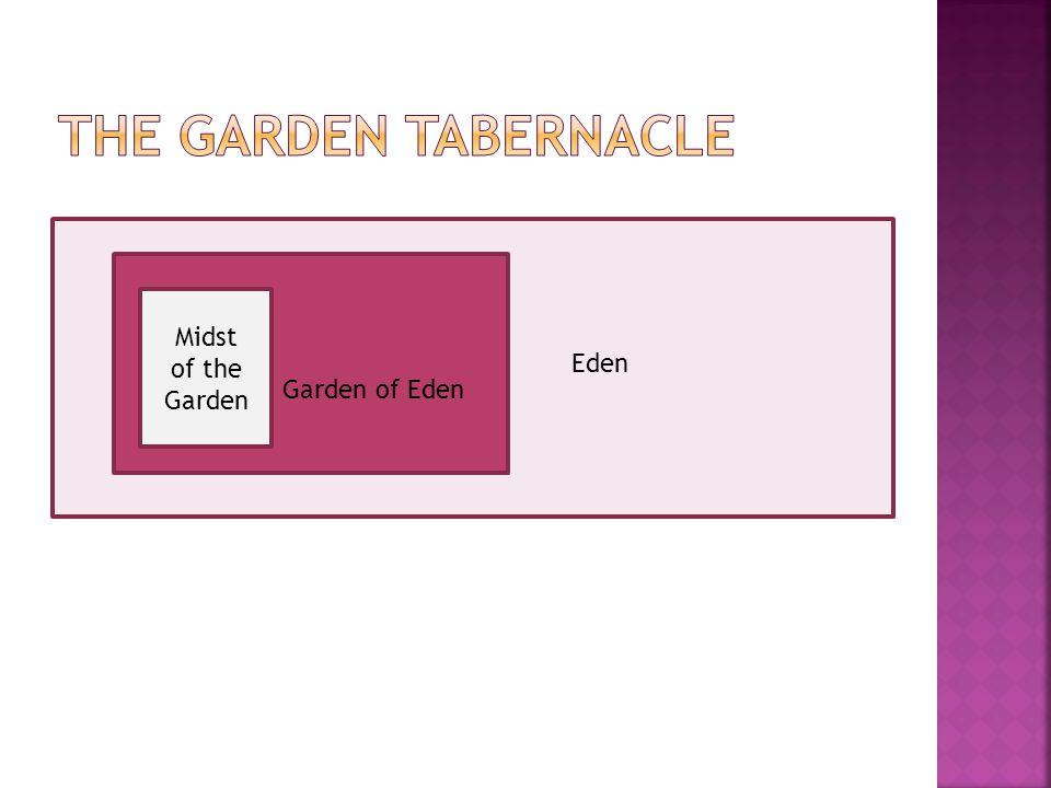 Garden of Eden Eden Midst of the Garden
