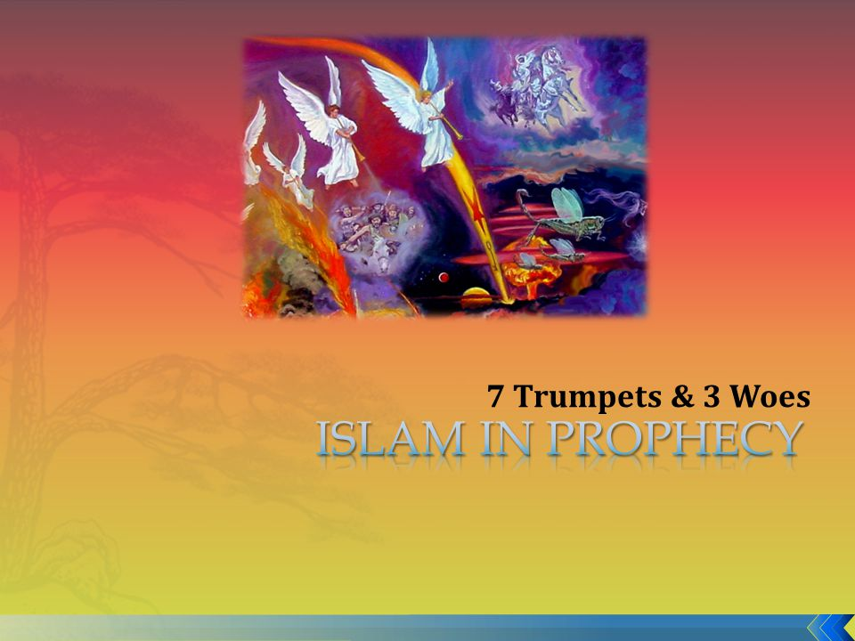 7 Trumpets & 3 Woes