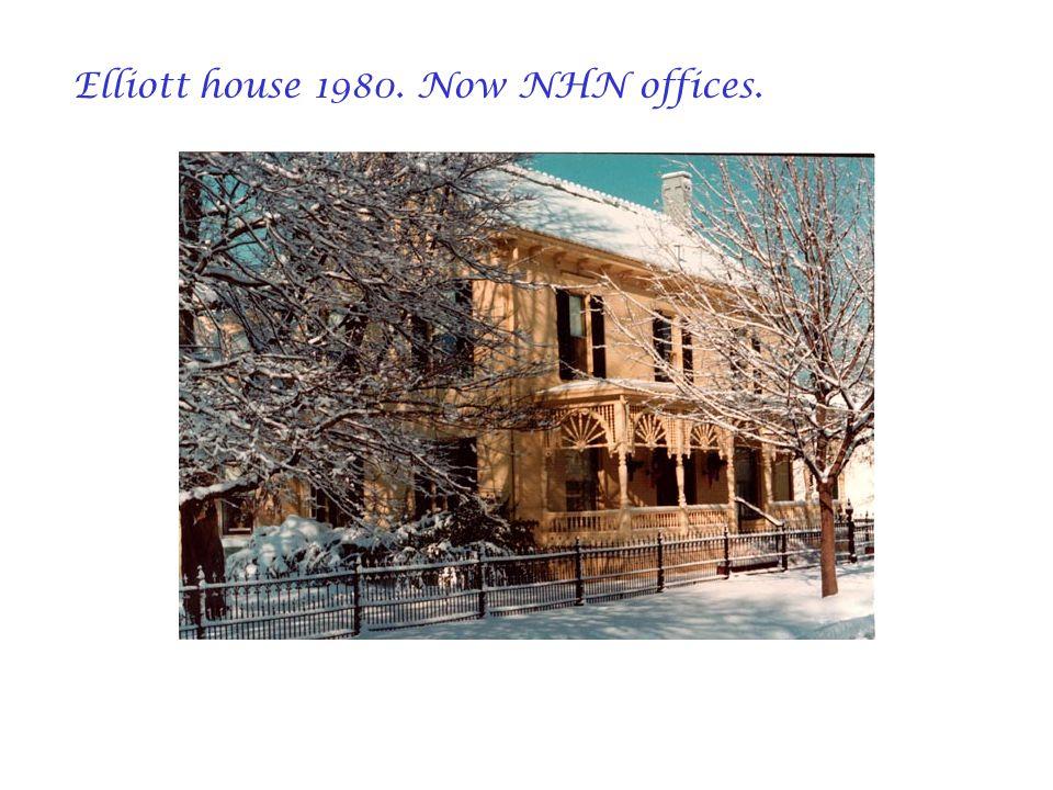 Elliott house 1980. Now NHN offices.