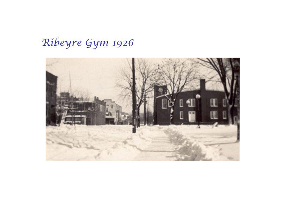 Ribeyre Gym 1926