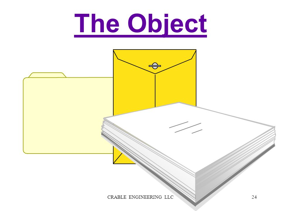 The Object 24CRABLE ENGINEERING LLC