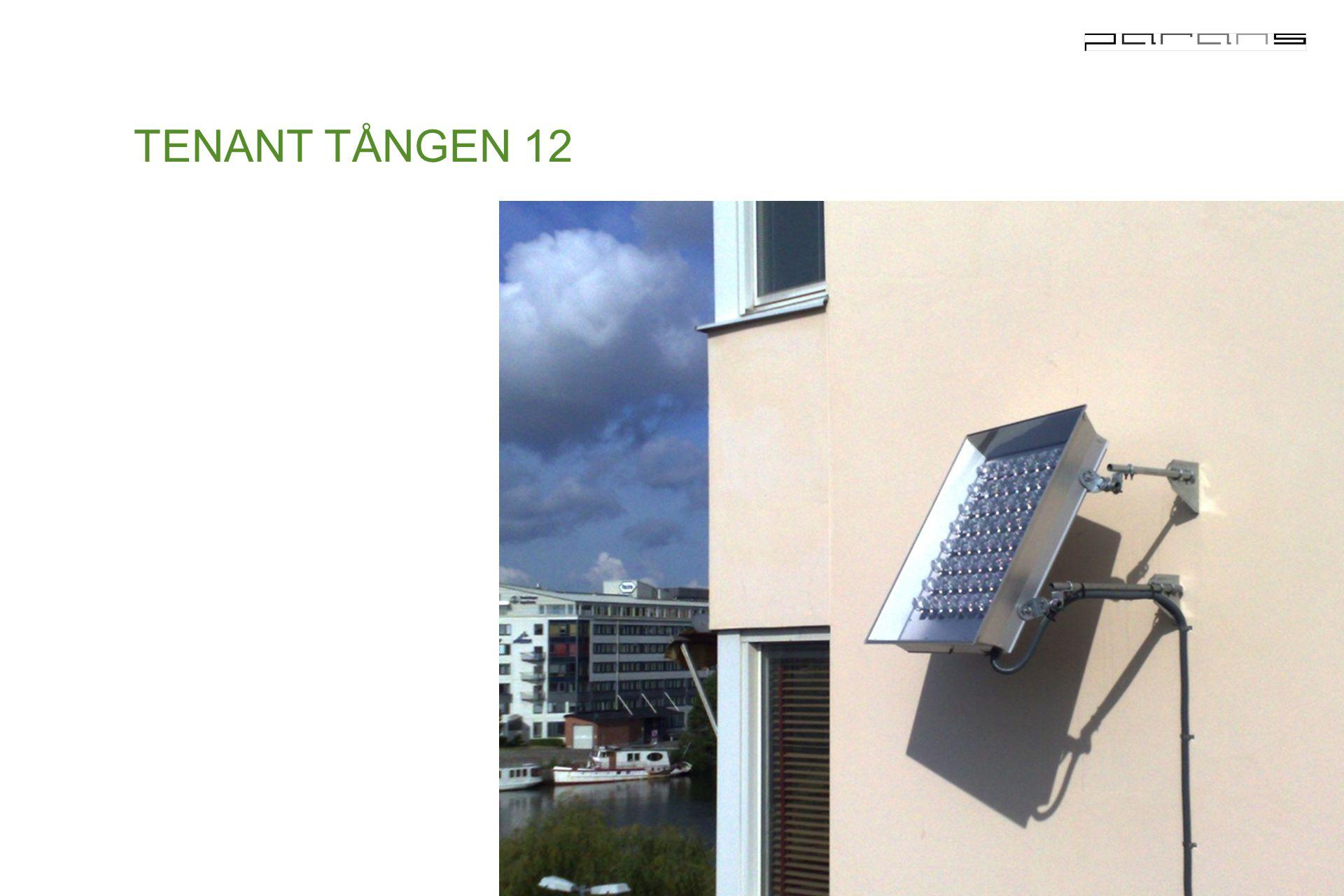 TENANT TÅNGEN 12