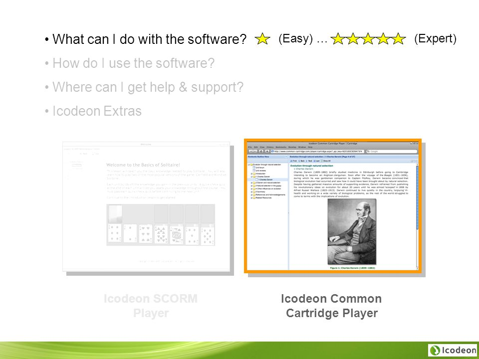 What can I do with the software.How do I use the software.