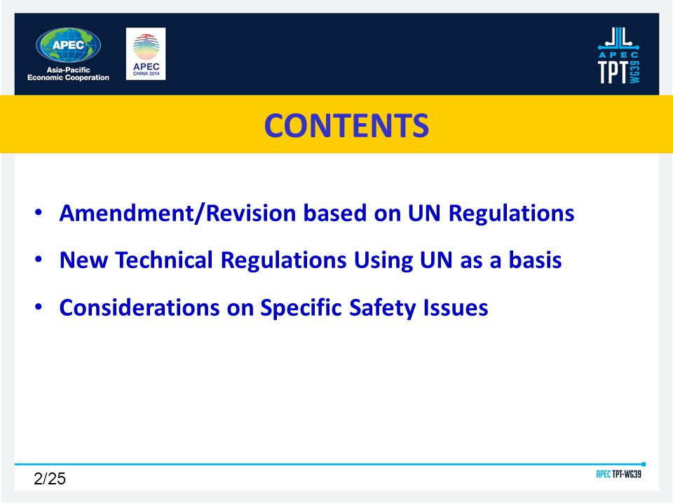 23/25 Scope: This Regulation applies to ESC/VSF for vehicles of categories M1, M2,M3, N1, N2, N3, O3 and O4.