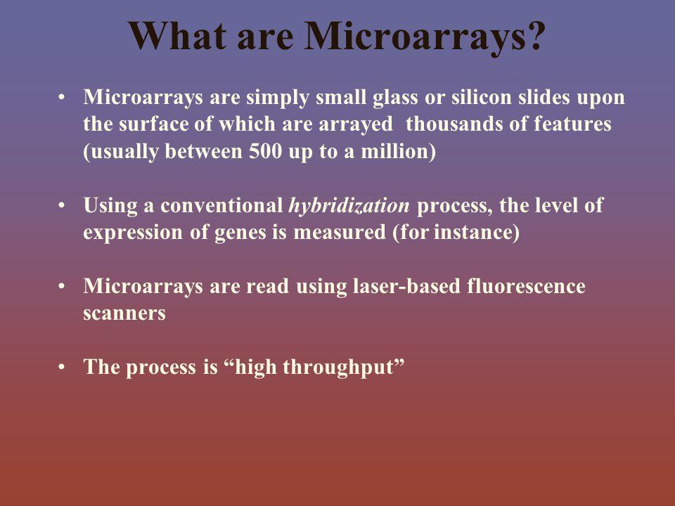 Electroniconically Addressable Microarrays Motorola- eSensor Chip Nanogen- Nanochip