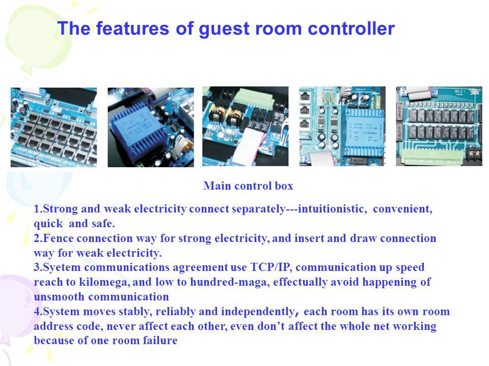 1.System core control part.
