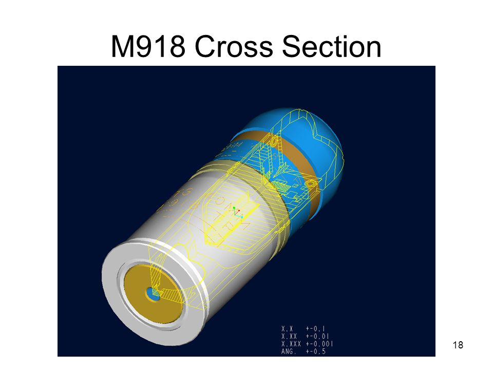 18 M918 Cross Section