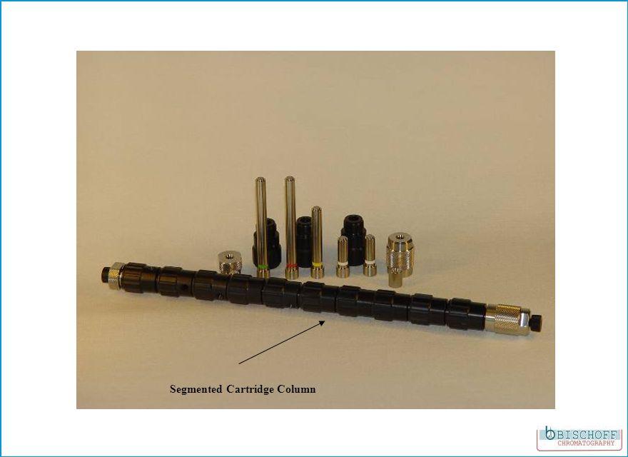 Segmented Cartridge Column