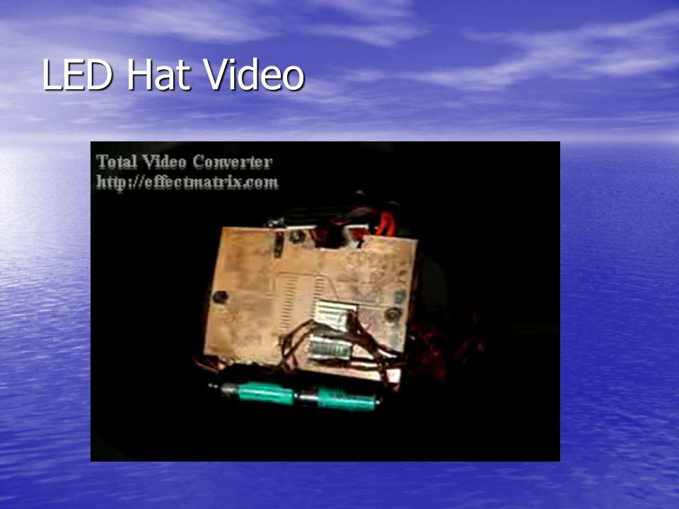 LED Hat Video