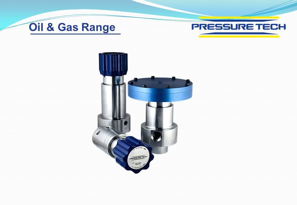 Oil & Gas Range