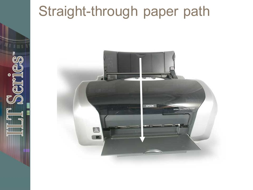 Other printer types Thermal –Thermal wax transfer –Direct thermal Solid-ink Dye sublimation Plotters