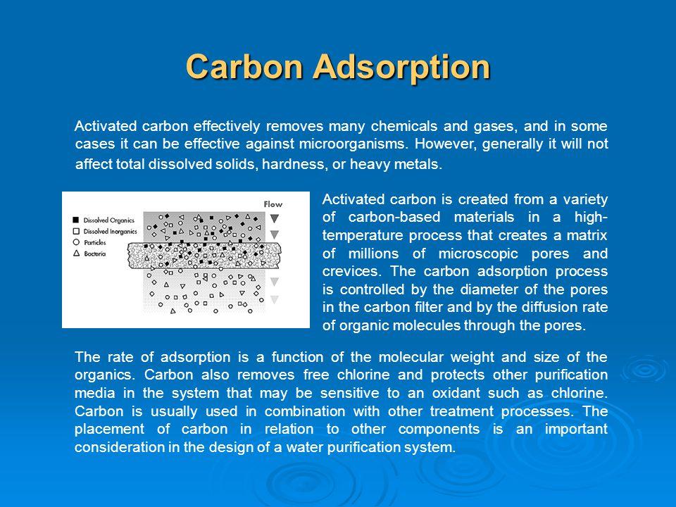 General Background - NanoCeram Filters 1.