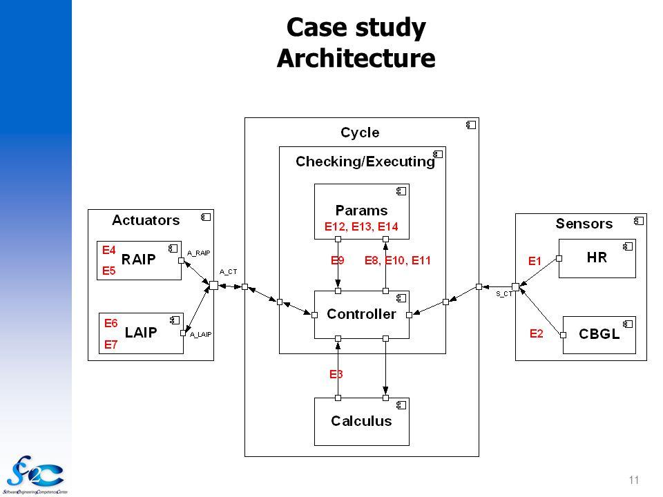 11 Case study Architecture