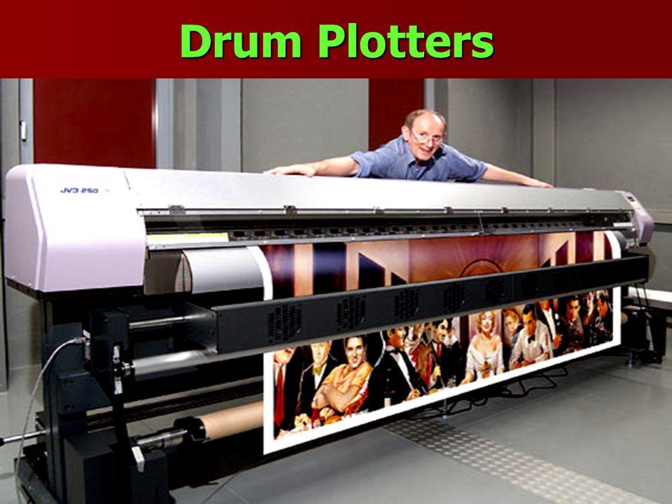 Drum Plotters